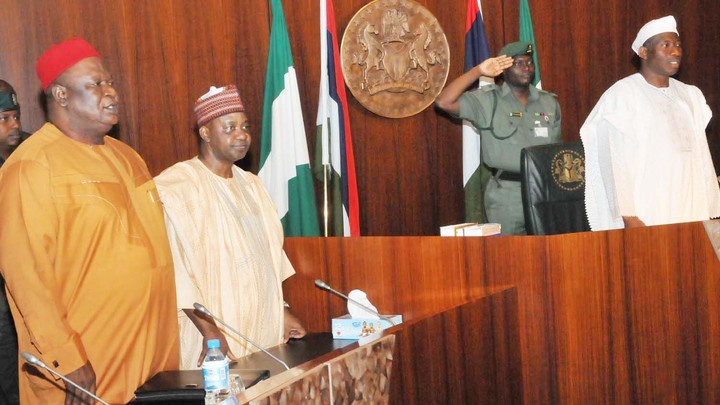 FEDERAL EXECUTIVE COUNCIL MEETING IN ABUJA