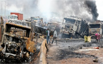 Deadly Lagos-Ibadan expressway being handled by Bicourtney