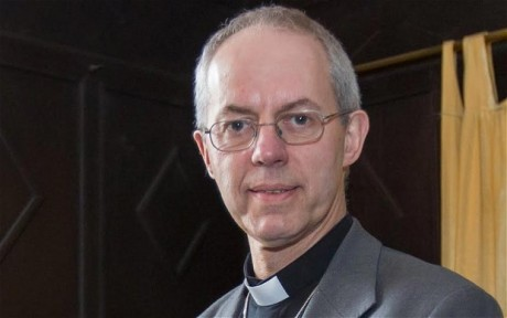 Justin Welby: The new Archbishop of Canterbury