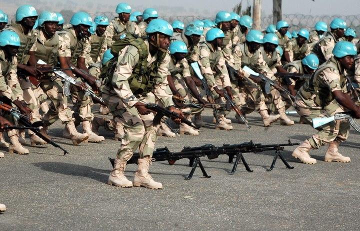 Nigeria soldiers army