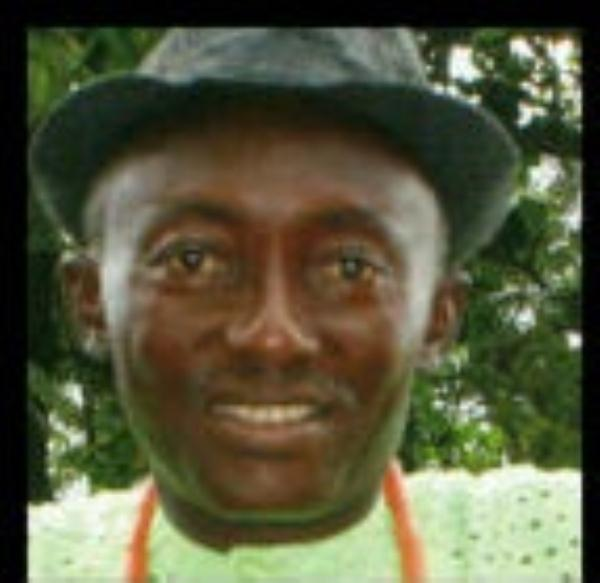 Actor Lugard Onoyemu