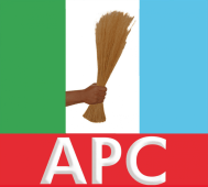 The approved APC logo, released early Wednesday morning