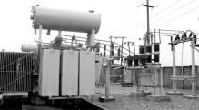 Power transmitter