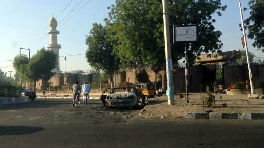Maiduguri Attack