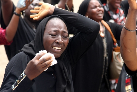 Mothers of the missing Chibok school girls are still grieving