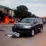 Buhari attacked by Boko Harram 2