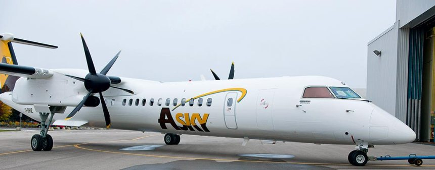 NCAA suspends Asky airline for flying Ebola virus victim into Nigeria