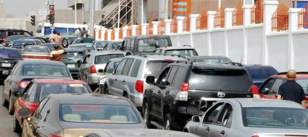 FILE PHOTO: Fuel Queue