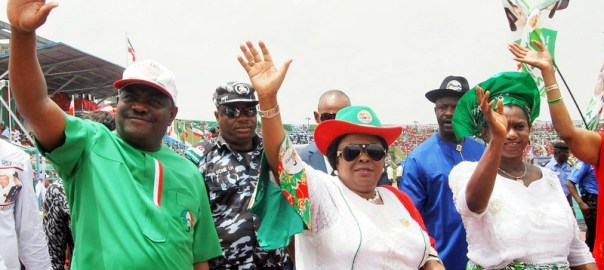 First Lady, Dame Patience Jonathan