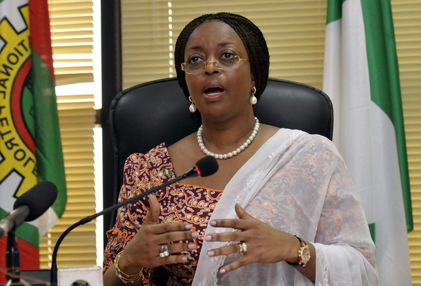 Nigeria's Former Minister of Petroleum Diezani Allison-Madueke