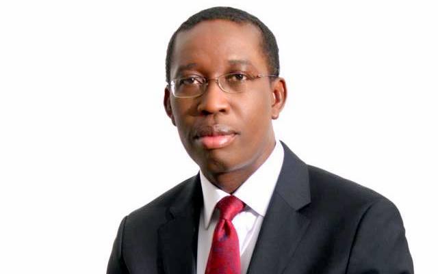 Ifeanyi Okowa, governor, Delta state.