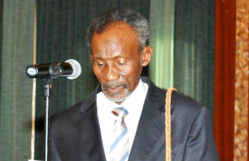 Chief Justice of Nigeria, Mahmud Mohammed; Photo: Mahmud Mohammed