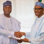 Saraki and Buhari