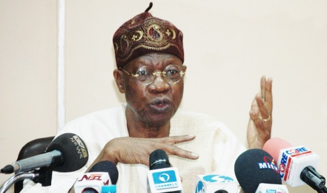 Image result for lai mohammed