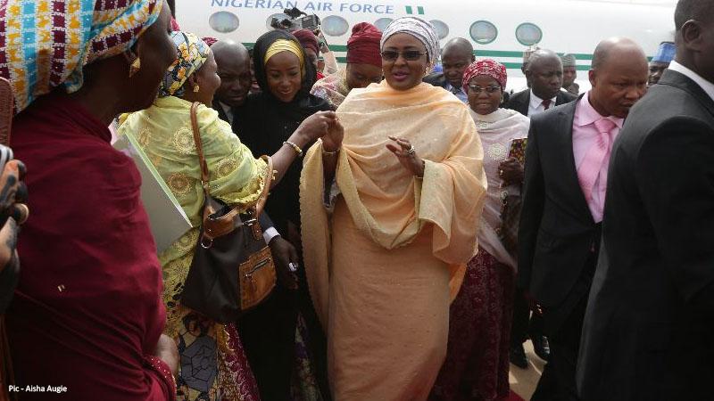 Aisha Buhari Kebbi