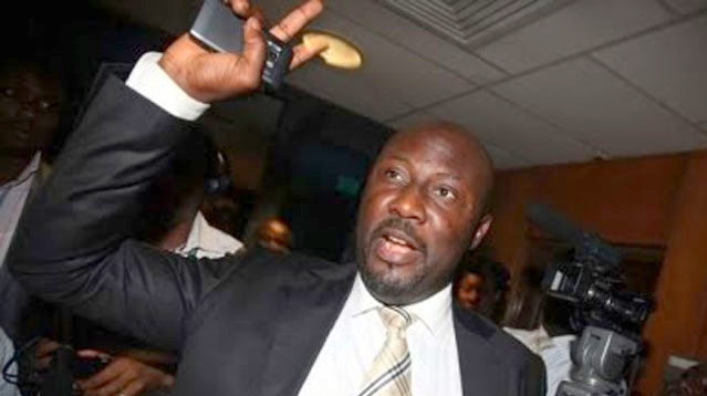 Image result for Nigerian politicians don't deserved to be addressed as 'honourable' – Dino Melaye