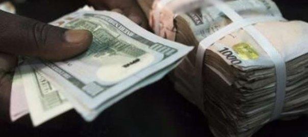 dollar naira