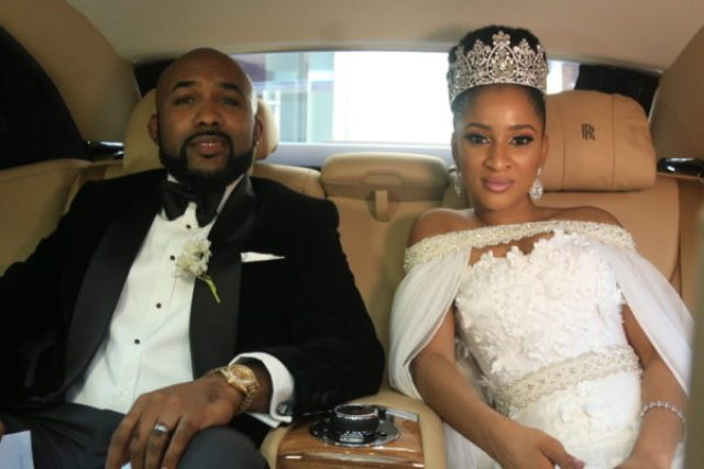 Image result for Just In: Banky W, Nollywood Actress Adesua Etomi Are Engaged!