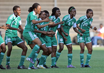 Oshoala scores 4, as Super Falcons beat Mali 6-0