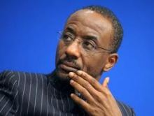 Central Bank Governor, Lamido Sanusi