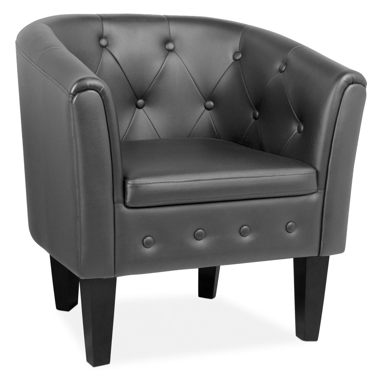 Lounge Sessel Chesterfield Chesterfield Sessel Lounge Couch Sofa Büro Möbel Club