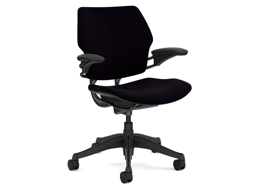 Used Humanscale Freedom Ergonomic Chair In Blue