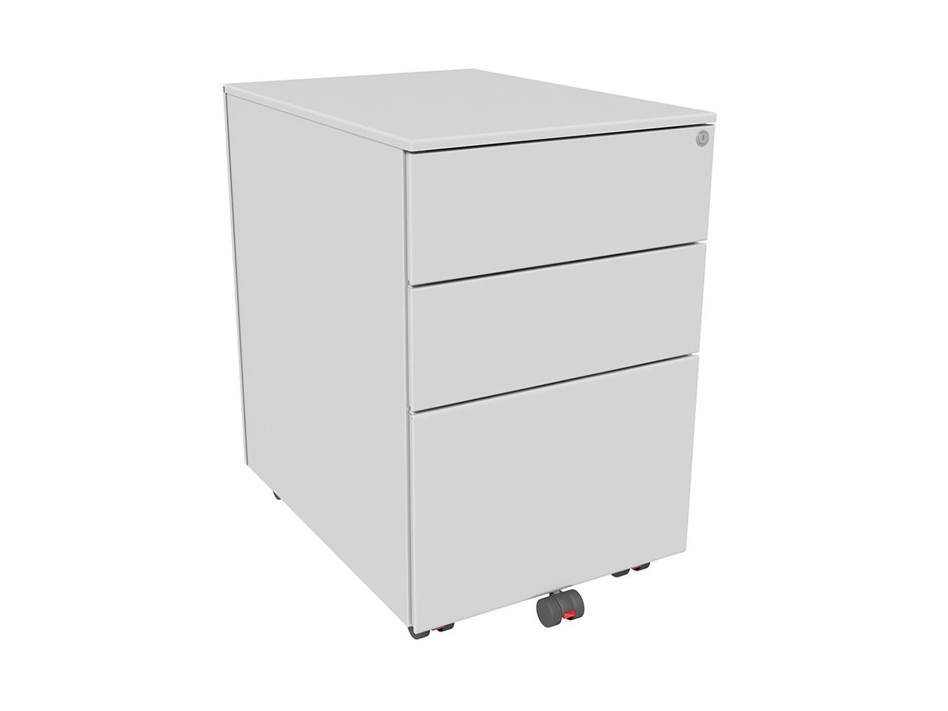 Kito X Series 3 Drawer Mobile Pedestal