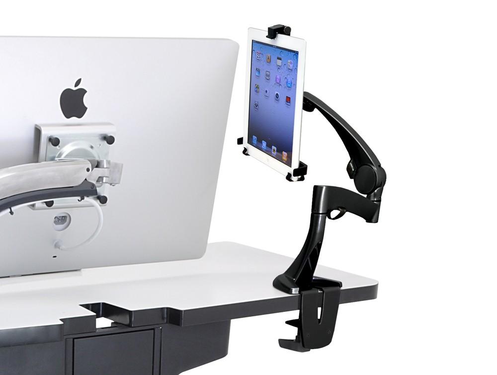 Ergotron Neo Flex Desk Mount Tablet Arm Radius Office