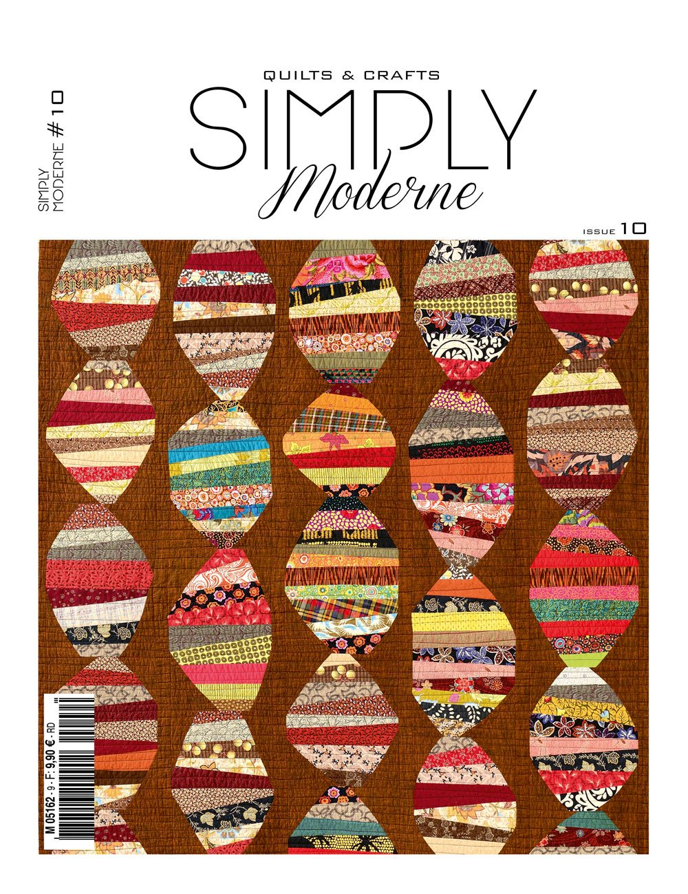 Moderne Quilts Simply Moderne Magazine Issue No 10 725274681686