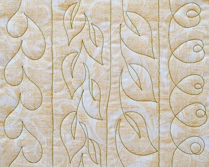 DO NOT USE THIS LISTING Free-motion Quilting for Beginners