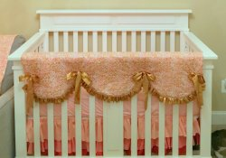 Small Of Crib Rail Cover