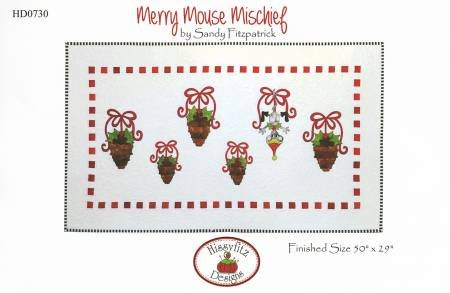 Merry Mouse Mischief Kit - 650434000000