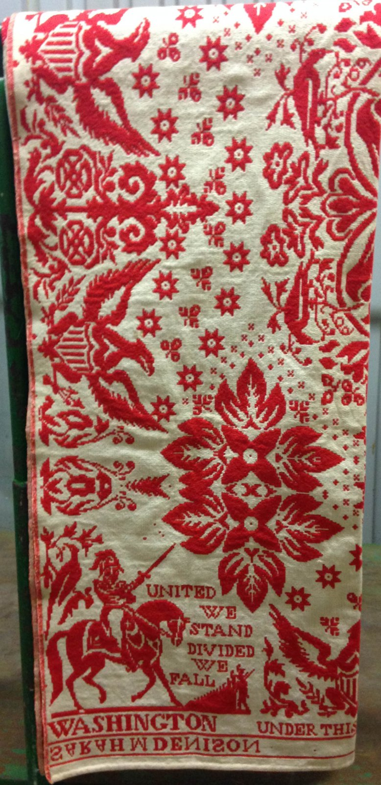 Coverlets For Sale Jacquard Coverlets