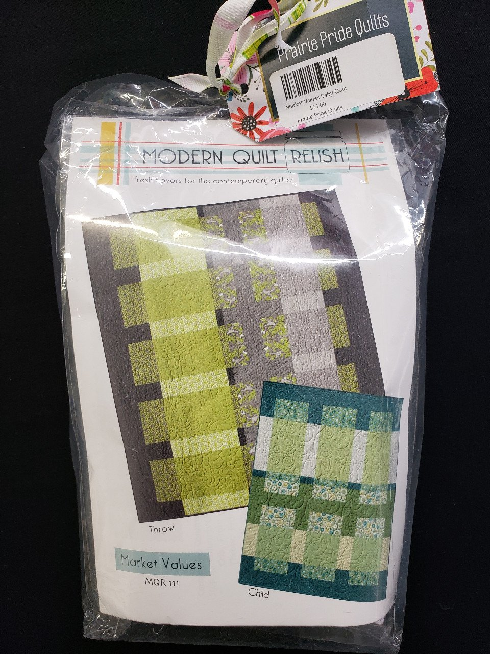 Baby Quilts.com Market Values Baby Quilt