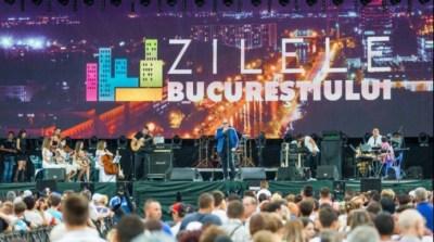 Zilele Bucureștiului 2018. Programul evenimentelor: Rod Stewart, Gheorghe Zamfir şi HURTS ...