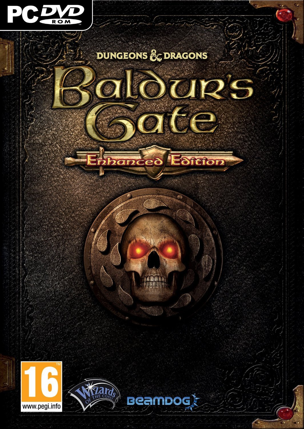 Libros Dungeons And Dragons Baldur's Gate: Enhanced Edition [full Iso] [español] [mg