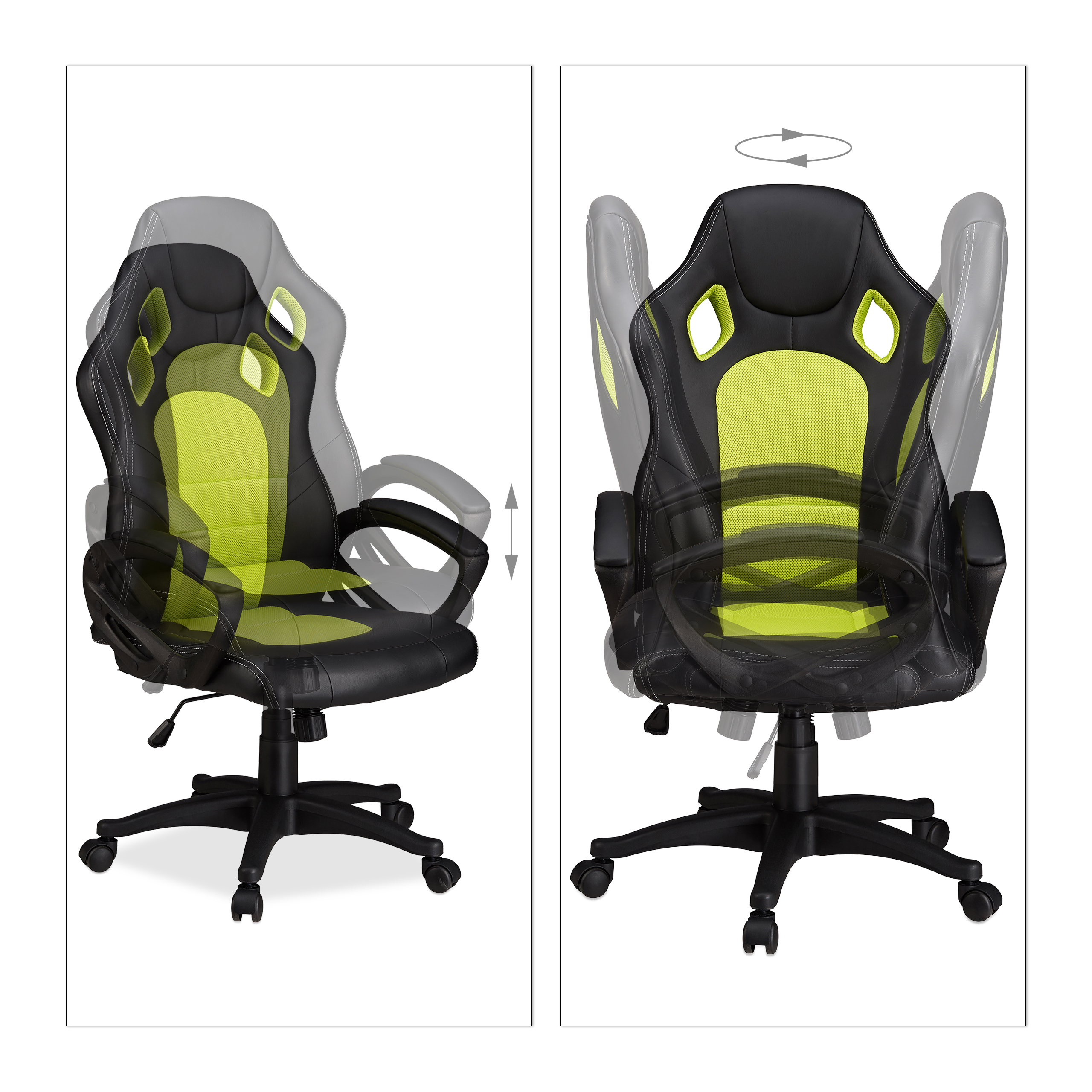 Pc Stühle Gamer Gaming Stuhl Xr9 Pc Gaming Chair Gamer Bürostuhl