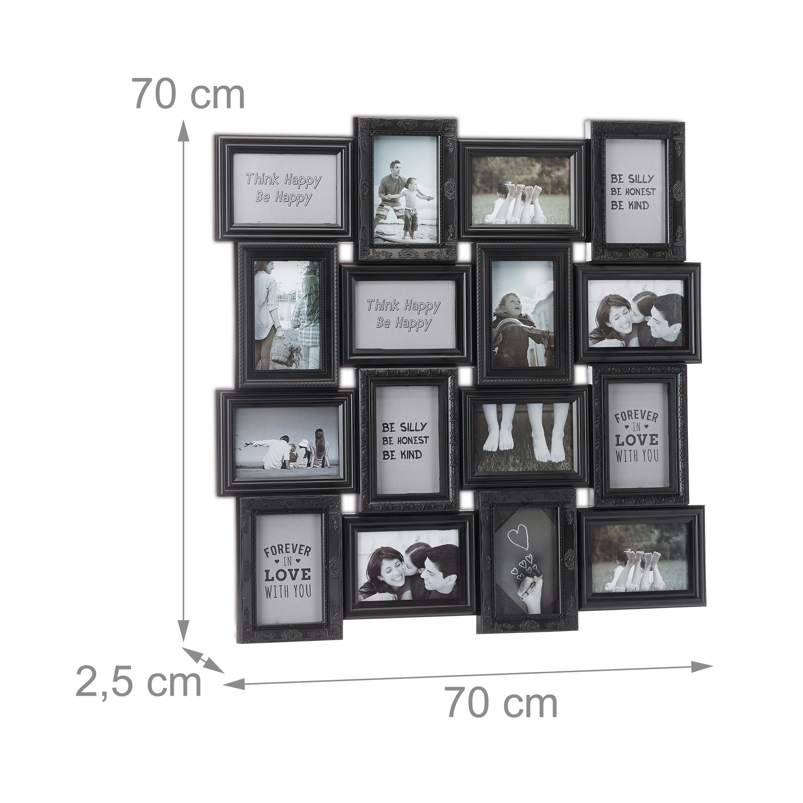 Picture Frame Wall Gallery Exchange Picture Frame Collage Photo Frame Frames 16 Images Ebay