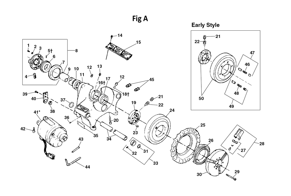300 factory replacement parts motor repalcement parts and diagram