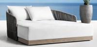 Outdoor Sofa Bed Brayden Studio Greening Outdoor Daybed ...