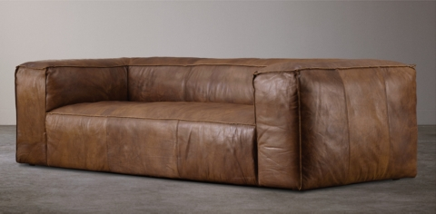Chesterfield Sectional Sofa Fulham | Restoration Hardware
