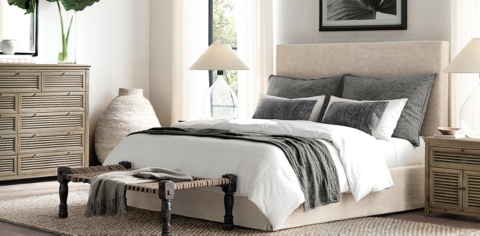 Restoration Hardware Beds Home Bed Frame 2019