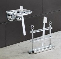 Chatham Wall-Mount Toothbrush Holder
