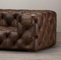 Tufted Leather Sofa 12 Gorgeous Tufted Leather Sofas - TheSofa