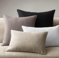 Pillows Restoration Hardware   Room Ornament