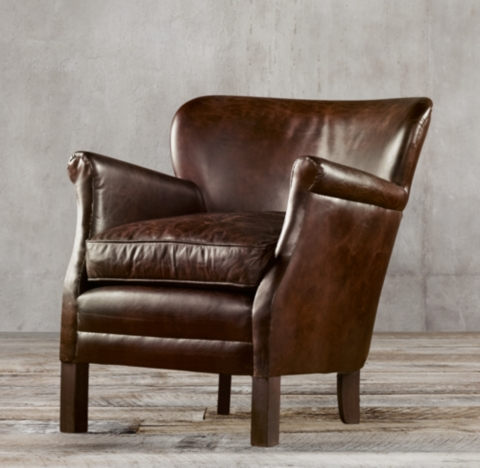 Professor39s Leather Chair