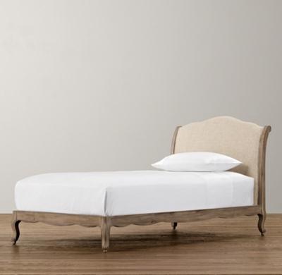 Lea Upholstered Platform Bed