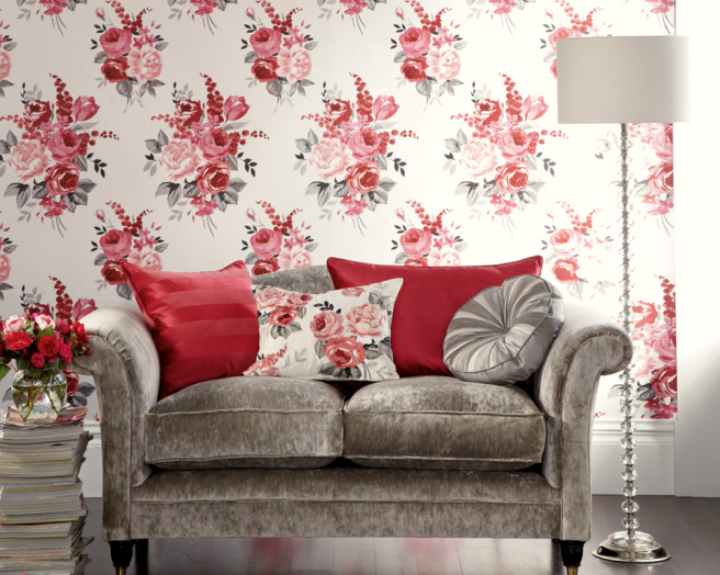 Laura Ashley Sofa Pink Laura Ashley Living Room Design Ideas, Photos