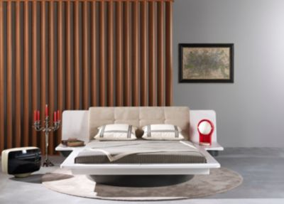 Lit Roche Bobois Bagatelle Bed With Bedside Tables Roche Bobois