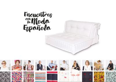 What Is Sofa In Spanish Spanish Fashion Designers Dress The Mah Jong Roche Bobois